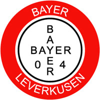 Bayer Leverkusen (old logo)